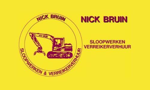 Sponsorlogo homepage - Nick Bruin Sloopwerken - Power Valley